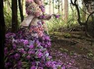 زیباترین خانم جهان از نوع جنگلی