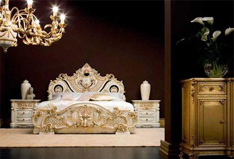 جدیدترین مدل تختخواب سلطنتی