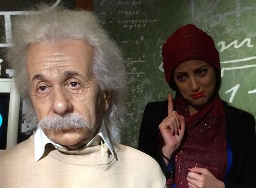 عکسهای جدید زیبا از هلیا امامی
