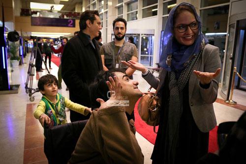 عکس های شخصی مهناز افشار در سال جدید