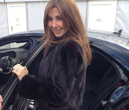 عکسهای جدید و زیبا از نانسی عجرم خواننده زن عرب