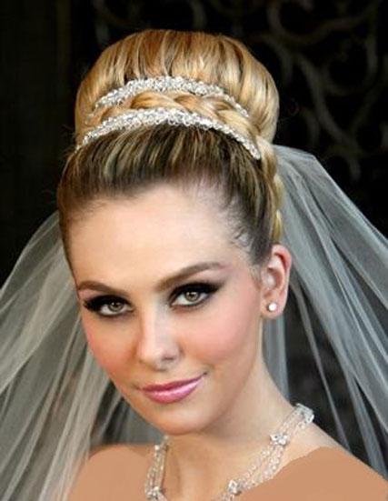 جدیدترين مدل موهای عروس - سری چهارم