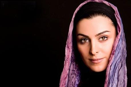 ماه چهره خلیلی بازیگر ایرانی ازدواج کرد