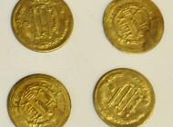 کشف شدن سکه های طلا در شهر کرمانشاه