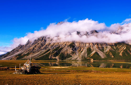 عکسهایی از طبیعت و مکان های زیبای تبت