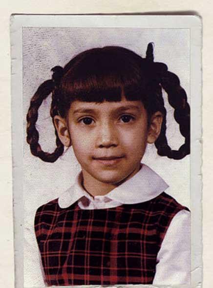عکسهایی از کودکی و نوجوانی جنیفر لوپز خواننده و بازیگر معروف