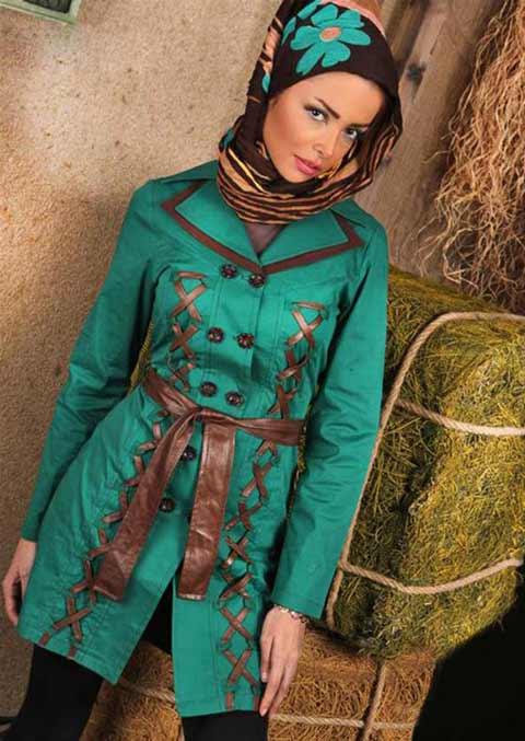 مدلهای مانتو زنانه و دخترانه برای فصل گرما