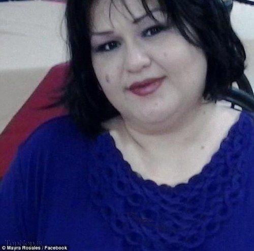 عکسهای دیدنی از این خانم با وزن 500 کیلو گرم
