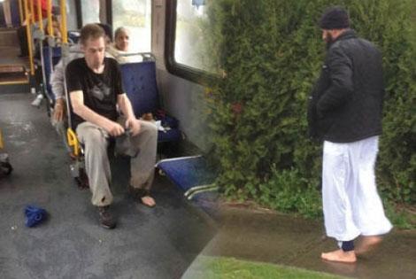 فداکاری یک مرد مسلمان در کانادا سوژه شد