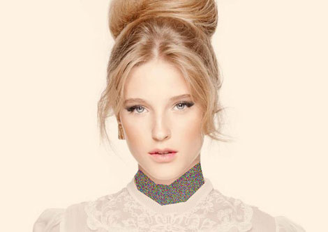 سری جدید مدل موهای عروس 2017