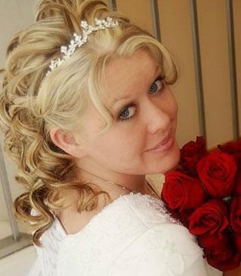 شنیون عروس و مدل مو عروس