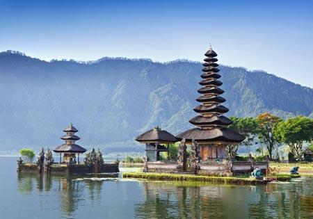 مکان گردشگری جزایر بالی +عکس