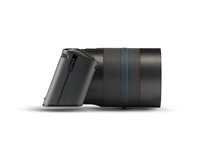ساخت دوربین جدید میدان نوری لایترو