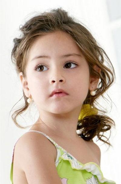 مدل موهای بچگانه دخترانه - سری دوم