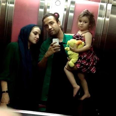 هواداران بنیامین بهادری با دیدن این عکس منقلب شدند