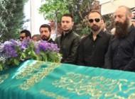 مراسم خاکسپاری مادر سلطان سلیمان در ترکیه (عکس)