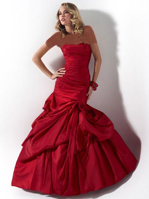جدیدترین مدل لباس مجلسی 2014