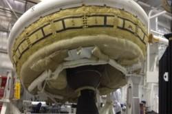 سفرهای مریخی ناسا با این بشقاب پرنده