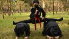 عکس های جدید زنان نینجا کار ایرانی – سری سوم