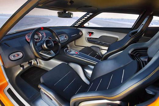 ماشین جدید و اسپرت شرکت کیا +عکس