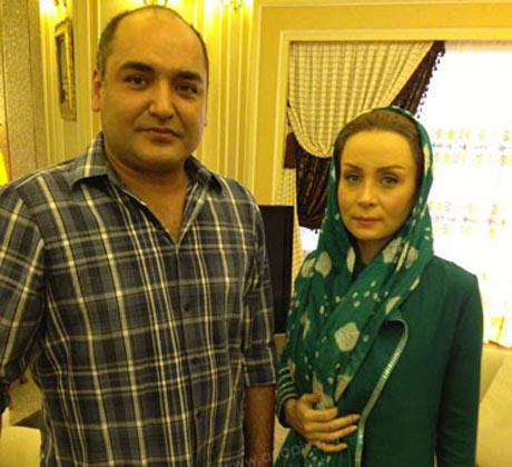 این بازیگر ایرانی سرشناس علت عشق به همسرش را فاش کرد