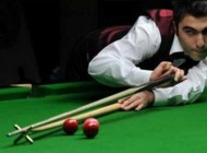 این مرد جوان بیلیارد باز ایرانی قهرمان دنیا شد (عکس)