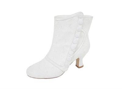 جدیدترین مدلهای کفش عروس - سری چهارم