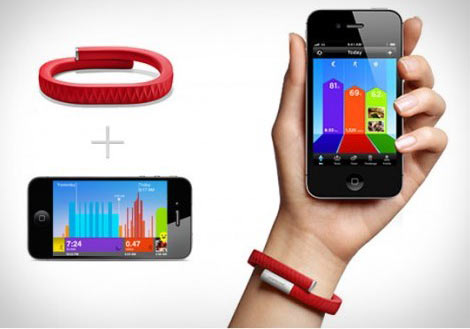 با این دستبند سلامتی خود را چک کنید +عکس