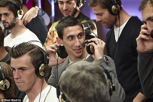 کریس رونالدو فوتبالیست مشهور خواننده شد (عکس)