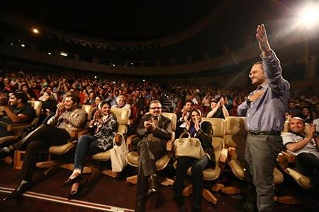 سوپر استارهای معروف سینما و تلویزیون در شوی حسن ریوندی