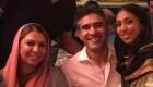 جشن تولد احمدرضا عابدزاده در کنار خانواده +(عکس)