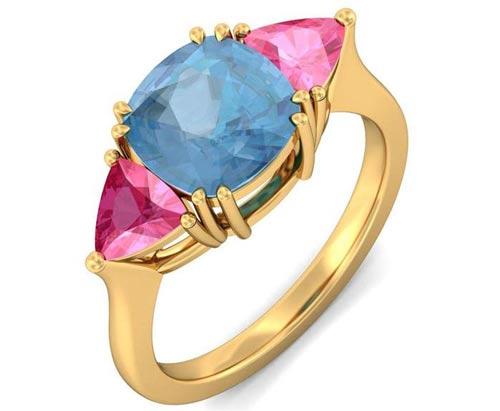 جدیدترین مدلهای طلا وجواهرات:حلقه|گوشواره|گردنبند