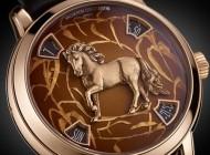 ساخت جالب ساعت مچی سال اسب