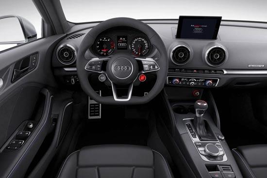 پیش نمایش اتومبیل جدید آئودی A3 کلاب اسپرت +عکس