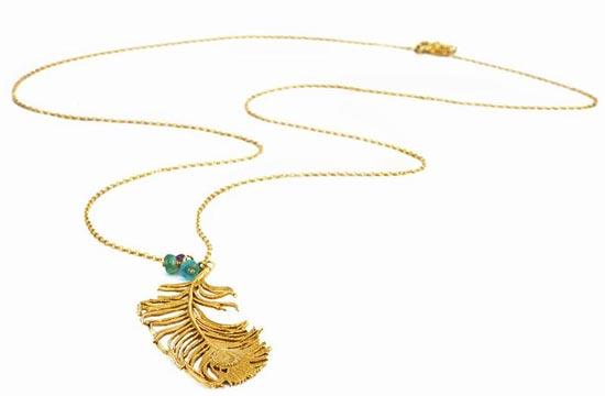مدل گردنبند طلا 2014