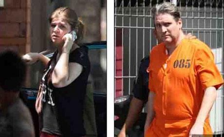 رابطه جنسی خانم دیپلمات با یک قاچاقچی زندانی (عکس)