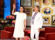 میلا کونیس یکی از زیباترین زنان هالیوود از زایمانش میگوید