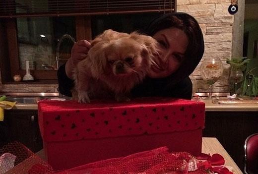 شهره سلطانی و سگ خانگی اش + عکس جالب
