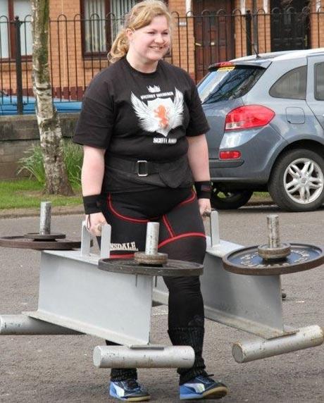 قویترین زنان آهنین در جهان (عکس)