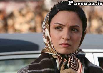 گلاره عباسی خانم بازیگر ایرانی در آمریکا (عکس)