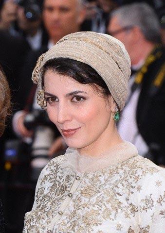 خانم لیلا حاتمی در جشنواره کن امسال (عکس)