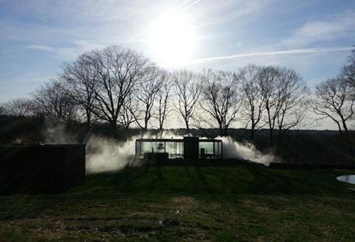 مه آلود کردن خانه فقط با یک دکمه +عکس