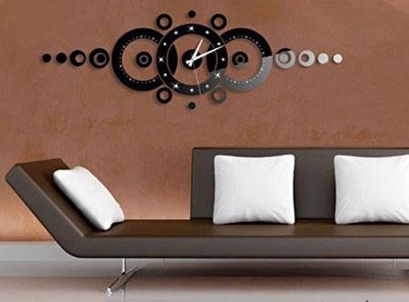 مدل ساعت دیواری 2014