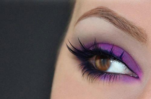 مدل های زیبا و متنوع آرایش چشم و ابرو
