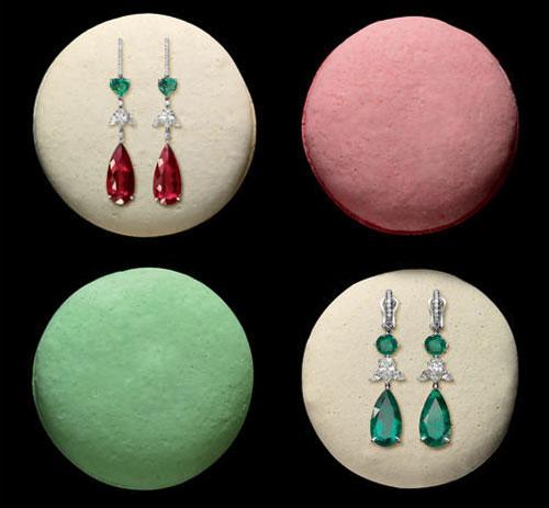 مدل جواهرات زیبای برند چوپارد