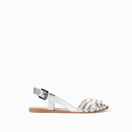 مدل کفش زنانه پاشنه تخت شیک