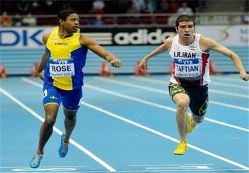 درباره سریع ترین زن و مرد ایرانی (عکس)