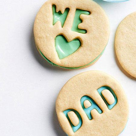 انواع کیک و دسر ویژه روز پدر ، روز مرد
