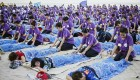 شکستن رکورد گینس با ماساژ در کشور مالزی