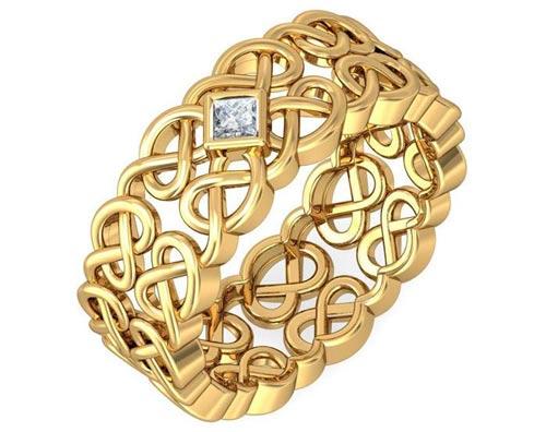 مدل های طلا و جواهرات حلقه ، گوشواره ، گردنبند ، دستبند